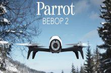Parrot Bebop 2, el nuevo drone con 25 minutos de vuelo
