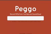 Peggo: así es la webapp para descargar videos y mp3 de Youtube