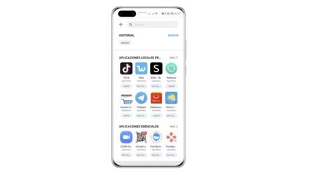Find Apps: así puedes instalar apps en Huawei de forma muy sencilla