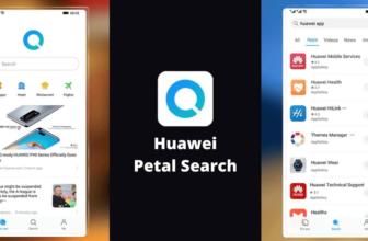 PetalSearch, el buscador de Huawei ya está disponible para todos