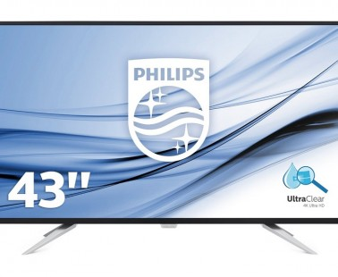 Philips BDM4350UC, ¿buscas un gran monitor 4K?