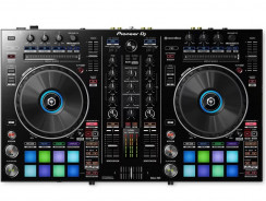 Pioneer DDJ-RR, bandeja de dos canales para DJ profesional