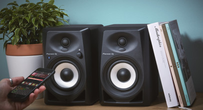 Pioneer DM-40BT, monitores de audio a precio asequible