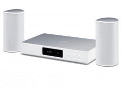 Pioneer FS-W40, un sistema de sonido que reproduce cualquier formato