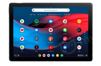 Pixel Slate, la nueva tableta de Googlecon Chrome OSsale al descubierto