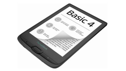 PocketBook Basic 4, la mejor manera de conocer los eReaders