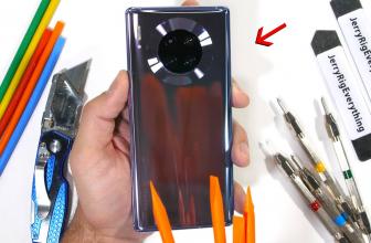 ¿Podrá el Huawei Mate 30 Pro sobrevivir la prueba de Jerry Rig Everything?