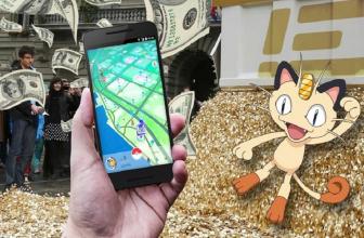 ¿Sabes cuánto dinero genera diariamente Pokémon Go?