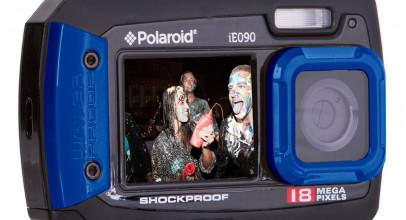 Polaroid IE090, una cámara acuática para divertirte