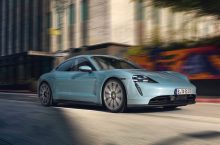 PorscheTaycan4S, conoce al SUV eléctrico más asequible de Porsche
