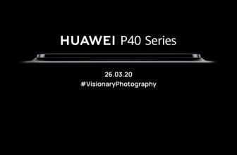 Cambio de planes: la presentación del Huawei P40 será online