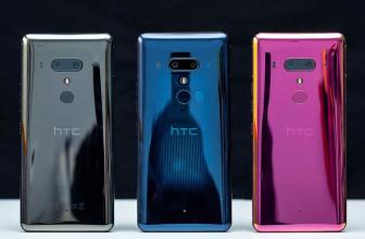 Presentado el HTC U12+, flagship con lados sensibles a la presión