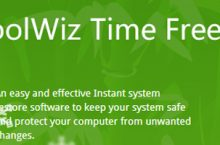 Toolwiz Time Freeze, y congela a Windows en el tiempo.