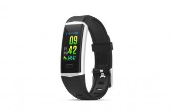 Prixton AT805, smartband con GPS y pantalla a color