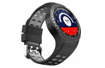 Prixton SW36, reloj inteligente con GPS y ranura para SIM