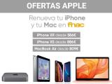 Promo Apple Fnac, descuentos de hasta 200€ en Apple