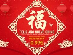 Promoción Año Nuevo Chino, aprovecha los mejores precios