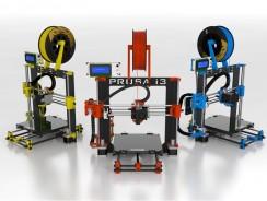 Prusa i3, más que otra impresora 3D de código abierto
