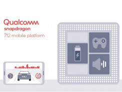 Qualcomm Snapdragon 712 llega a potenciar la gama media