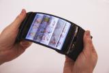ReFlex, sorprendente smartphone con pantalla flexible