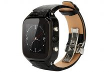 Fifine W9, smartwatch con Android 4.4, WiFi y cámara de 5MP