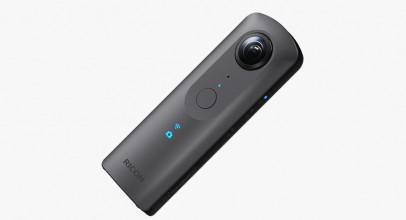 Ricoh Theta V, conoce esta cámara de 360 grados que graba en 4K