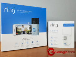 Ring Video Doorbell 2, videoportero WiFi con videovigilancia online