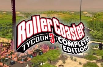 RollerCoaster Tycoon 3: Complete Edition GRATIS en la Epic Games Store