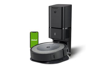 Roombai3+, el robot aspirador con vaciado automático más económico