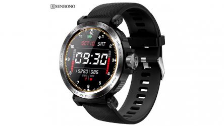 SENBONO S18, ¿hay un smartwatch tan barato y con tantas funciones?