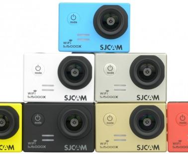 Así es el nuevo firmware de la SJ5000X Elite