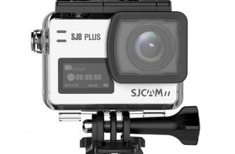 SJCAM SJ8 Plus, una cámara 4K de calidad y amistosa con el bolsillo