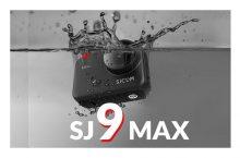 SJCAM SJ9 Max, una nueva aspirante a quitarle el trono a la GoPro