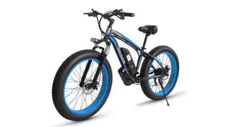 SMLRO XDC600, domina el campo con una potente bicicleta eléctrica