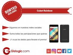 SORTEO: Cubot Rainbow, llévate un smartphone gratis [FINALIZADO]