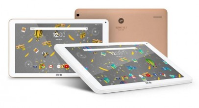 SPC Blink 10.1, más tablets baratas para todos los públicos