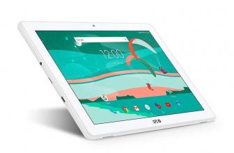 SPC Gravity, una tablet con conectividad 4G o mejor rendimiento