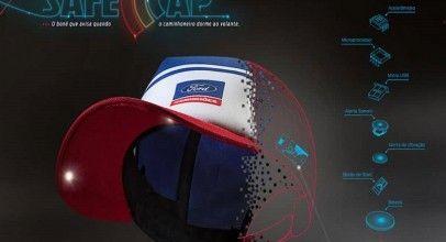 SafeCap, la gorra inteligente para no dormirse al volante