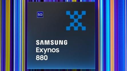 Exynos 880, la propuesta de Samsung con 5G para la gama media