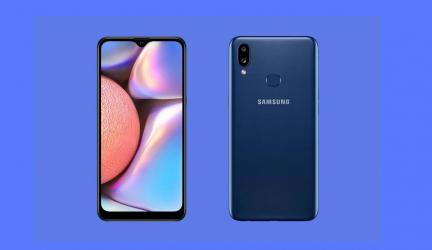 Samsung Galaxy A10s es presentado de manera oficial