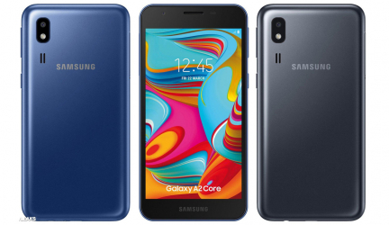 Samsung Galaxy A2 Core, gama básica con Android One a bordo