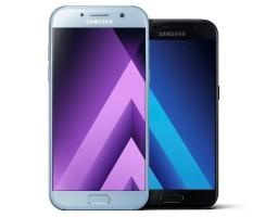 Samsung Galaxy A (2017): Presentados los nuevos A3, A5 y A7