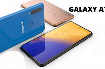 Samsung Galaxy A70 llega oficialmente a España con Bixby