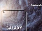 Samsung Galaxy A8s, presentado de manera oficial