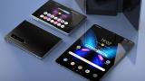 Samsung Galaxy Fold 2, los primeros rumores indican una cámara oculta en pantalla