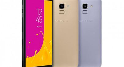 Samsung Galaxy J6 es revelado oficialmente