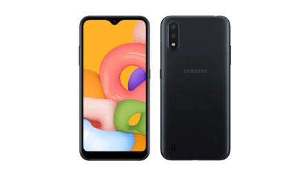 Samsung Galaxy M01, se filtra un móvil asequible de Samsung para 2020
