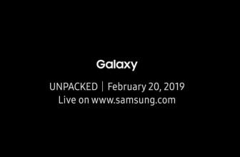 Samsung Galaxy S10 (¿y su móvil plegable?) se presenta el 20 de febrero