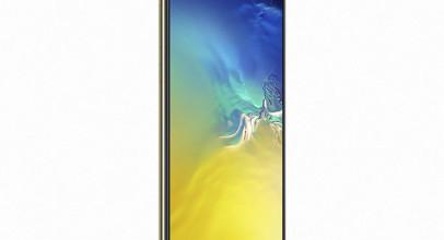 Samsung Galaxy S10e, el menor del buque insignia de Samsung