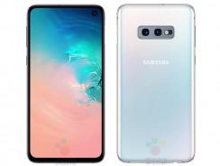 Samsung Galaxy S10e filtra imágenes y características